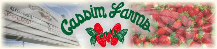 Strawberry season is approximately June 10th - July 4th!